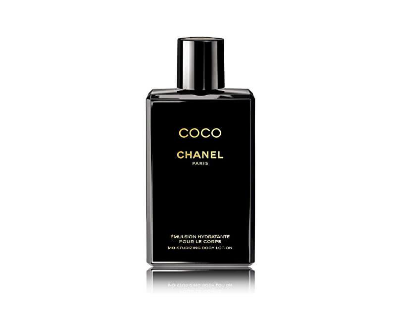 Chanel Coco - tělové mléko