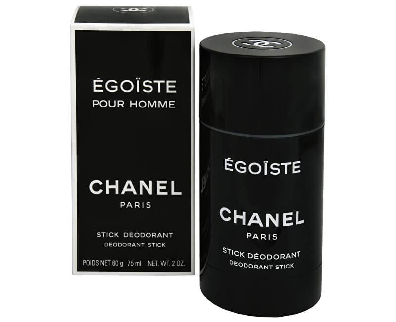 Chanel Egoiste - tuhý deodorant