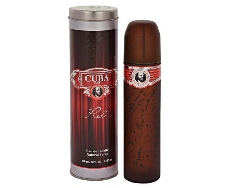Cuba Red - EDT
