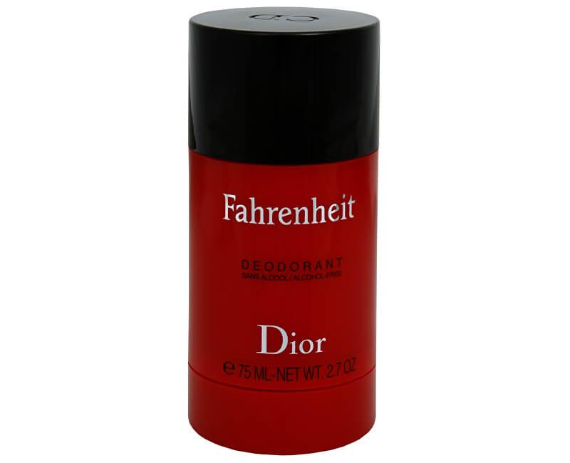 Dior Fahrenheit - tuhý deodorant