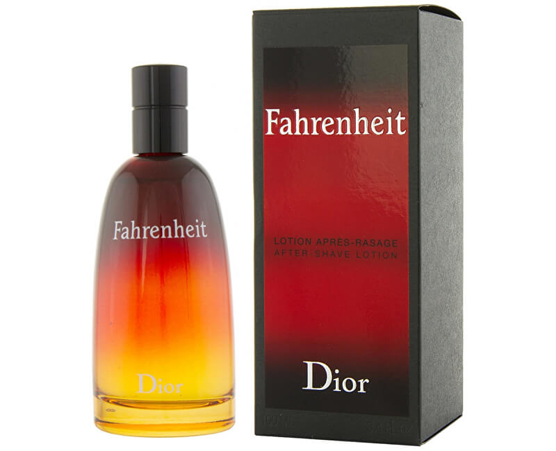Dior Fahrenheit - apă după ras