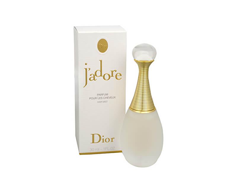 Dior J´adore - vlasová mlha