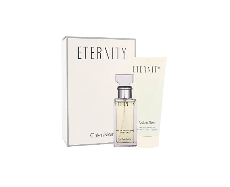 Calvin Klein Eternity - EDP 30 ml + sprchový gel 100 ml