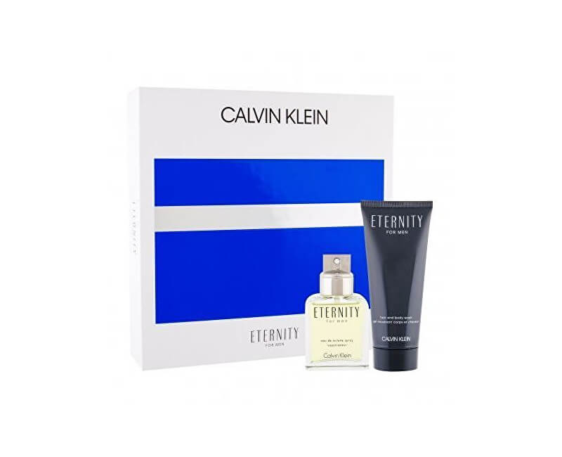 Calvin Klein Eternity For Men - EDT 50 ml + sprchový gel 100 ml