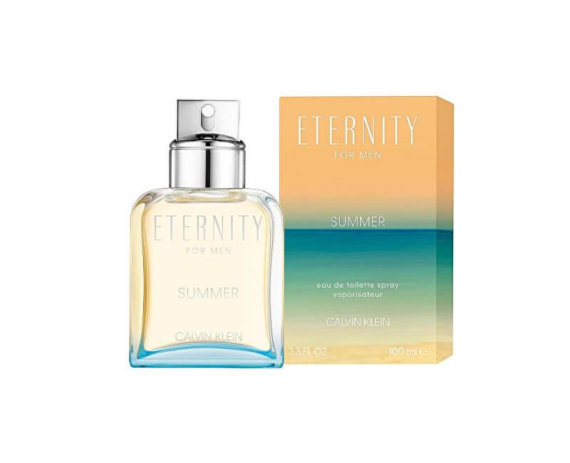 Calvin Klein Eternity For Men Summer 2019 - EDT