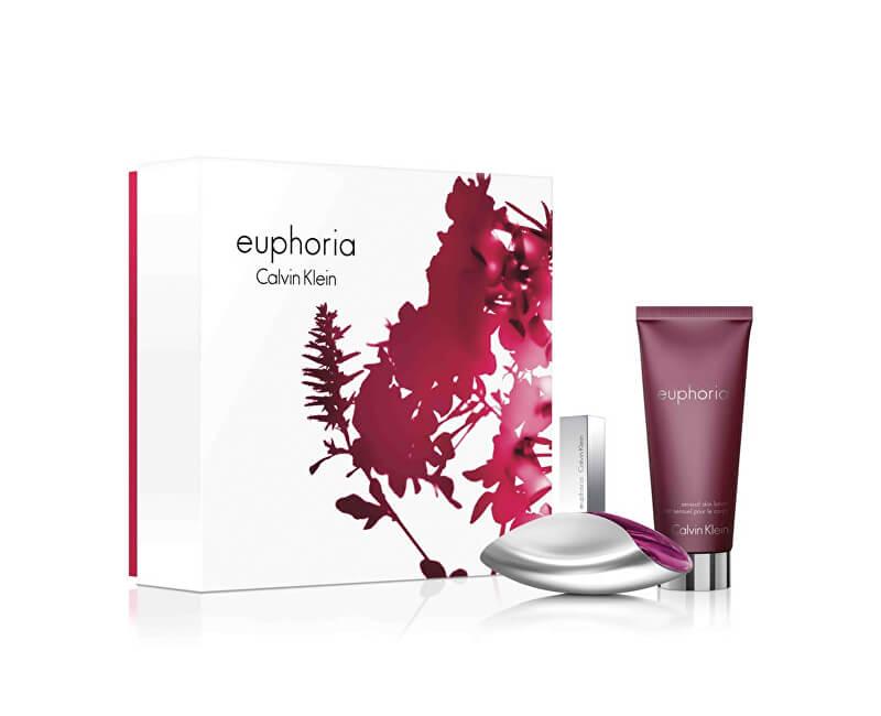Calvin Klein Euphoria - EDP 30 ml + sprchový gel 100 ml