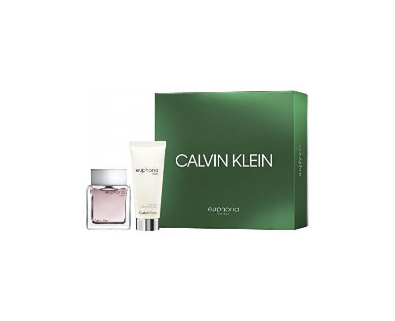Calvin Klein Euphoria Men - EDT 50 ml + sprchový gel 100 ml