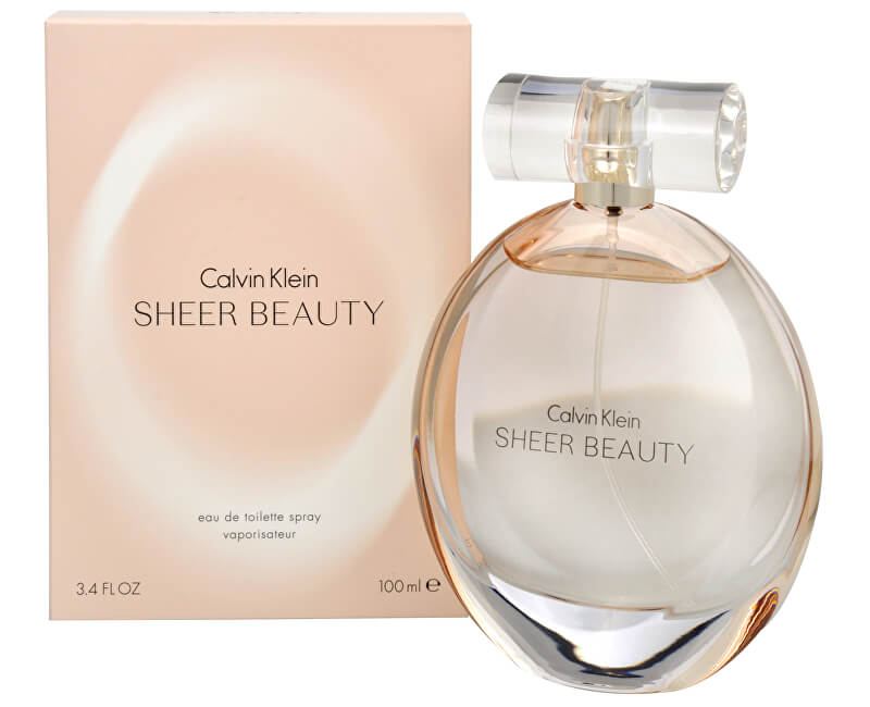 Calvin Klein Sheer Beauty - EDT