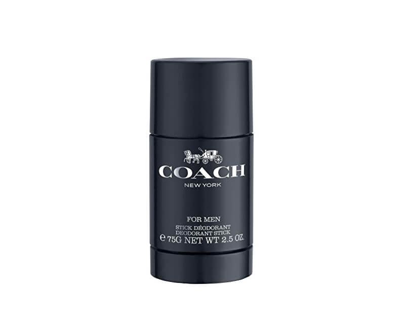 Coach For Men - tuhý deodorant