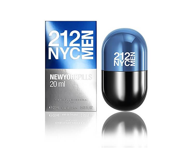 Carolina Herrera 212 New York Pills Men - EDT