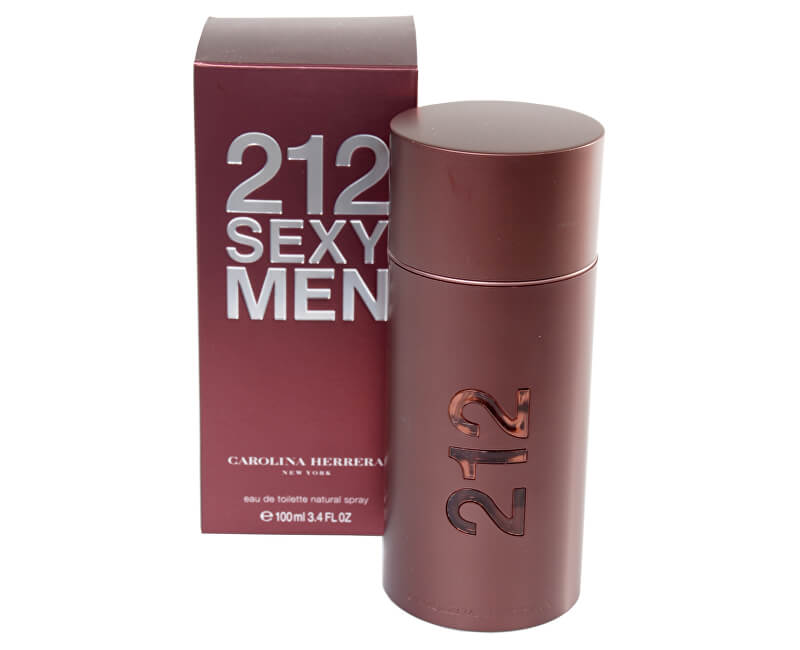 Carolina Herrera 212 Sexy For Men - EDT