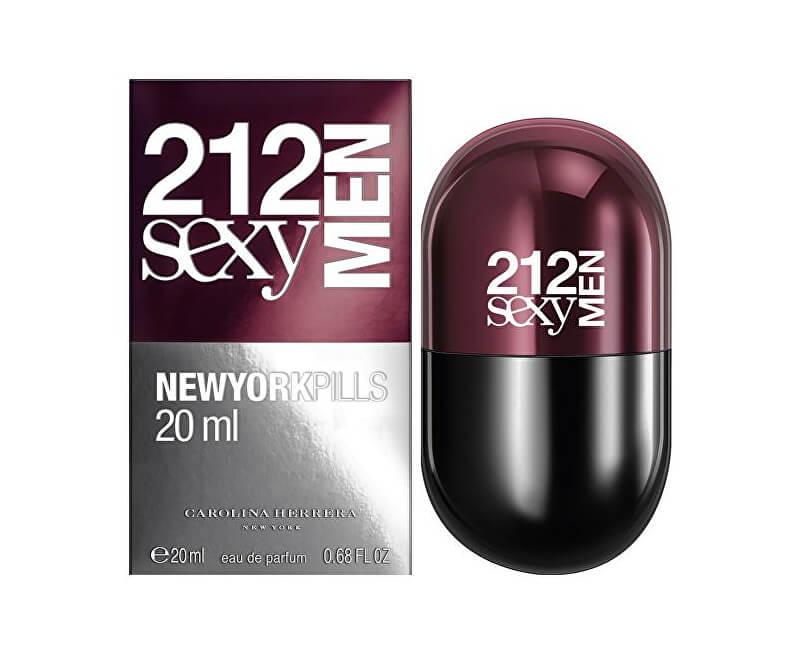 Carolina Herrera 212 Sexy Pills Men - EDT