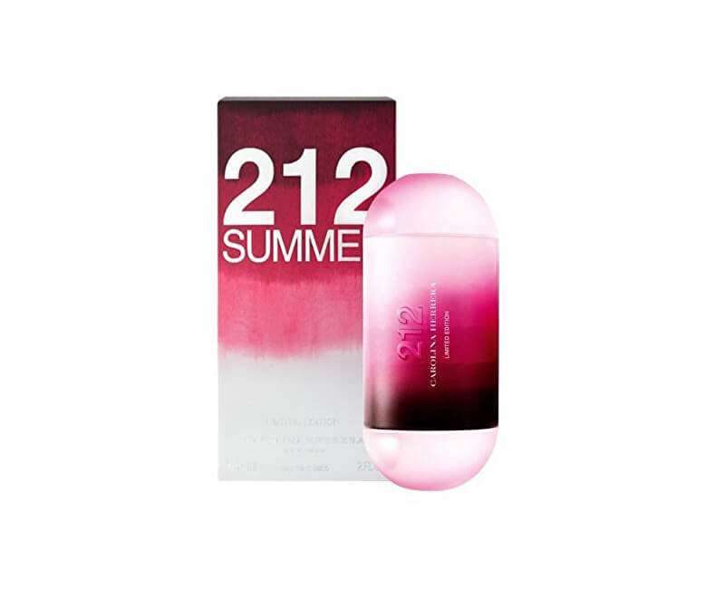 Carolina Herrera 212 Summer - EDT