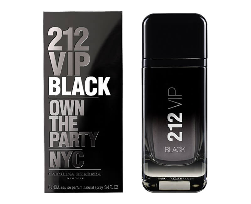 Carolina Herrera 212 VIP Black - EDP