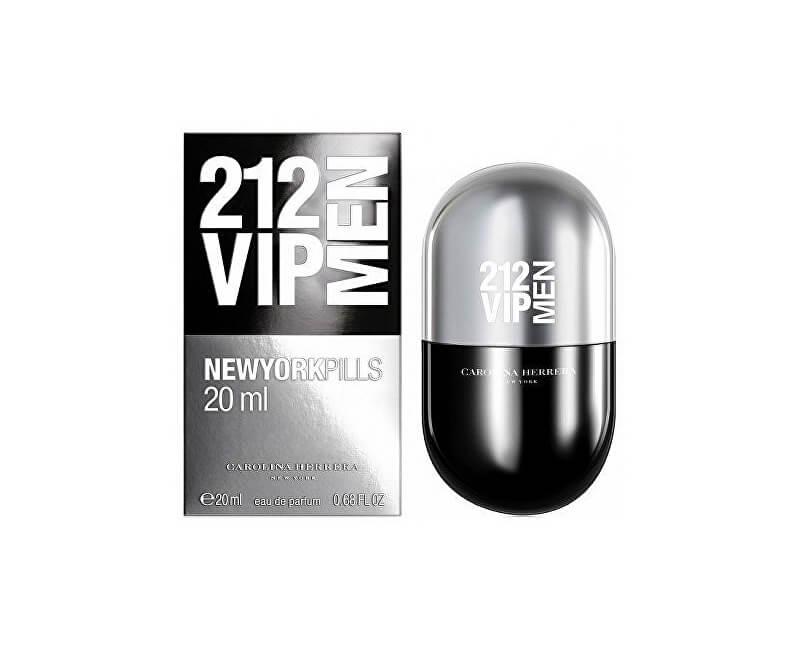 Carolina Herrera 212 VIP New York Men Pills - EDT