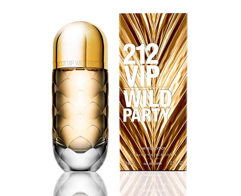 Carolina Herrera 212 VIP Wild Party - EDT