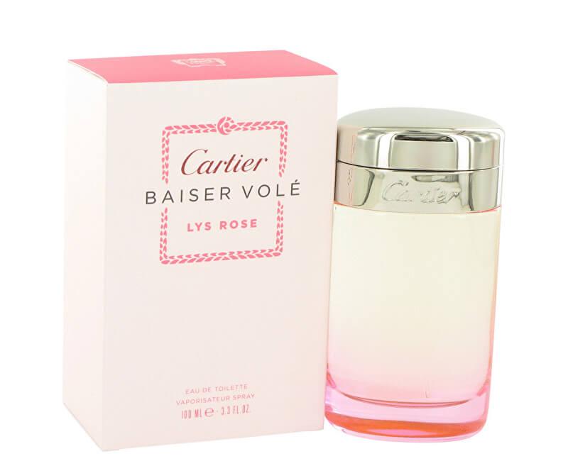 Cartier Baiser Volé Lys Rose - EDT