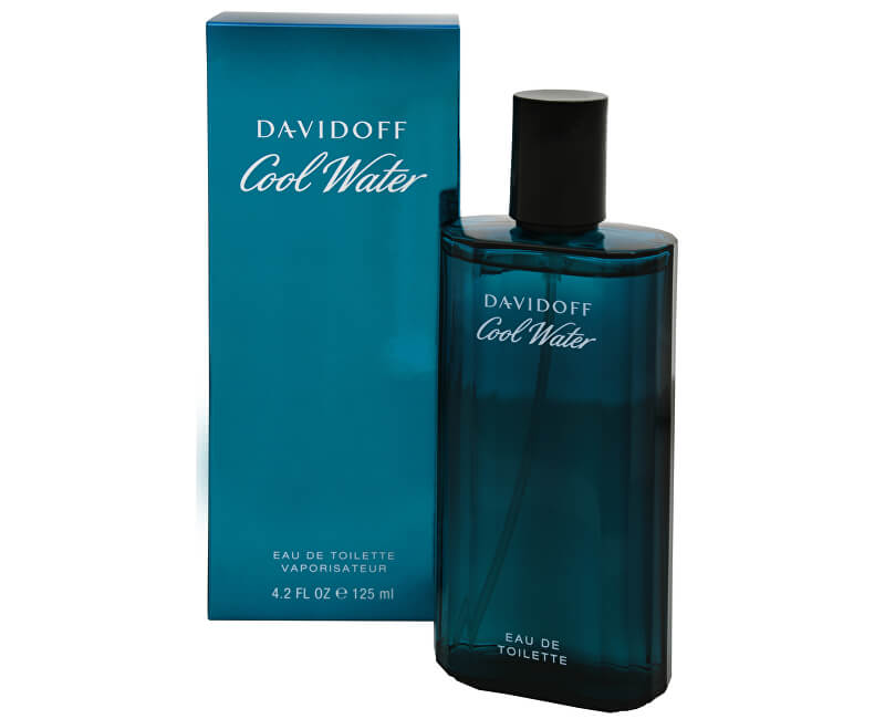 Davidoff Cool Water Man - EDT