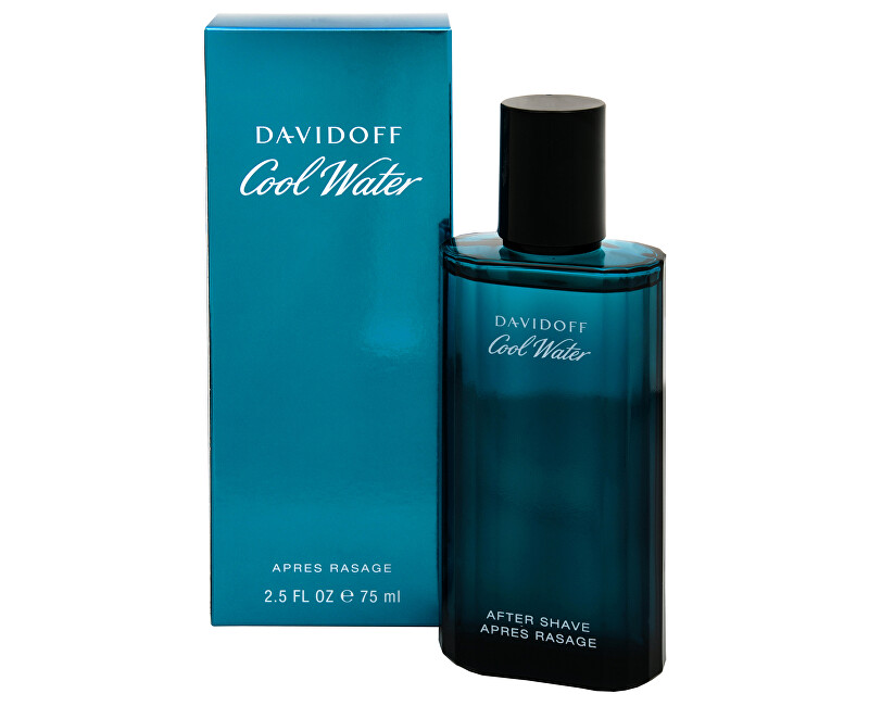 Davidoff Cool Water Man - voda po holení