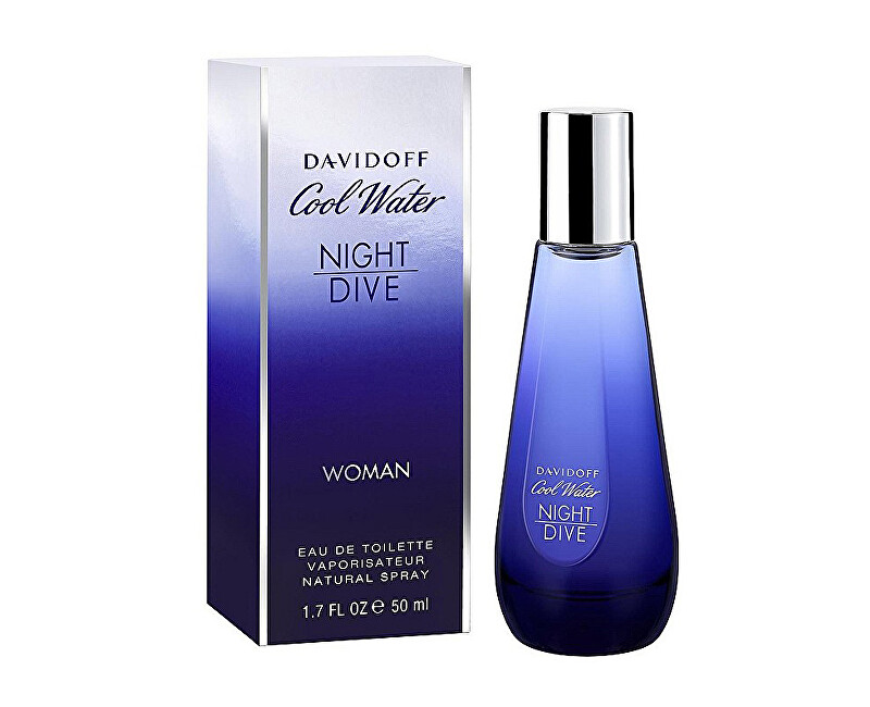 Davidoff Cool Water Night Dive For Women - EDT