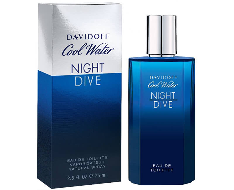 Davidoff Cool Water Night Dive - EDT