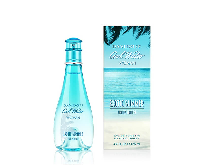 Davidoff Cool Water Summer Exotic Woman - EDT