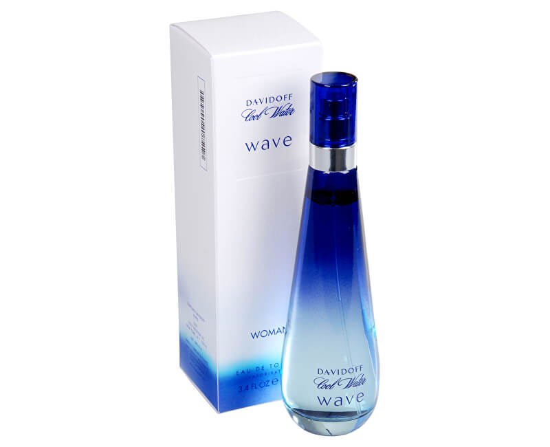 Davidoff Cool Water Wave Woman - EDT