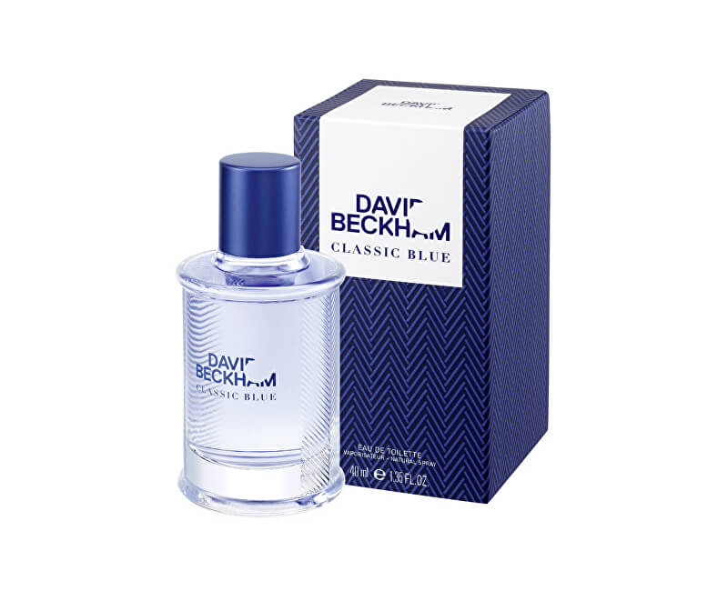 David Beckham Classic Blue - EDT