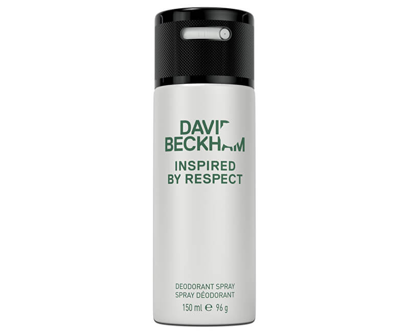 David Beckham Inspired by Respect - deodorant ve spreji