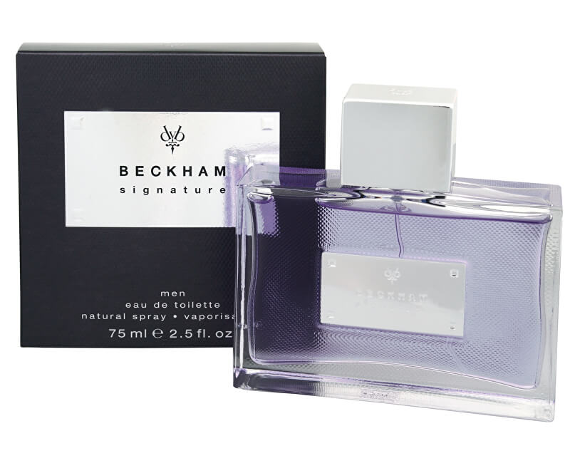 David Beckham Signature For Men - EDT