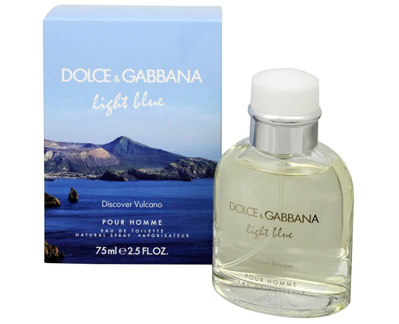 Dolce & Gabbana Light Blue Discover Vulcano - EDT