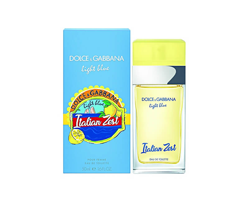 Dolce & Gabbana Light Blue Italian Zest - EDT