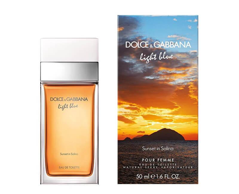 Dolce & Gabbana Light Blue Sunset In Salina - EDT