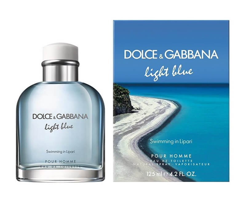 Dolce & Gabbana Light Blue Swimming In Lipari Pour Homme - EDT