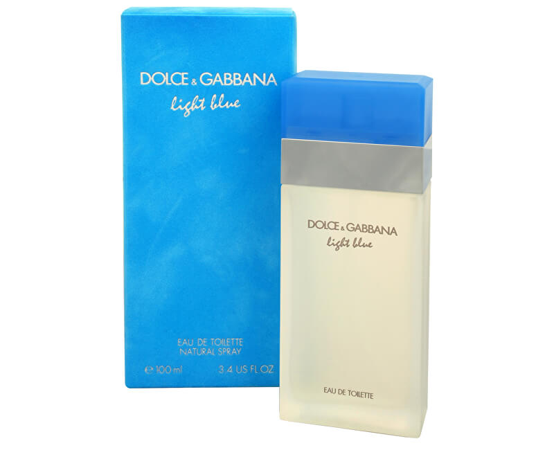 Dolce & Gabbana Light Blue - EDT