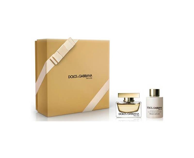 Dolce & Gabbana The One - EDP 50 ml + loțiune de corp100 ml