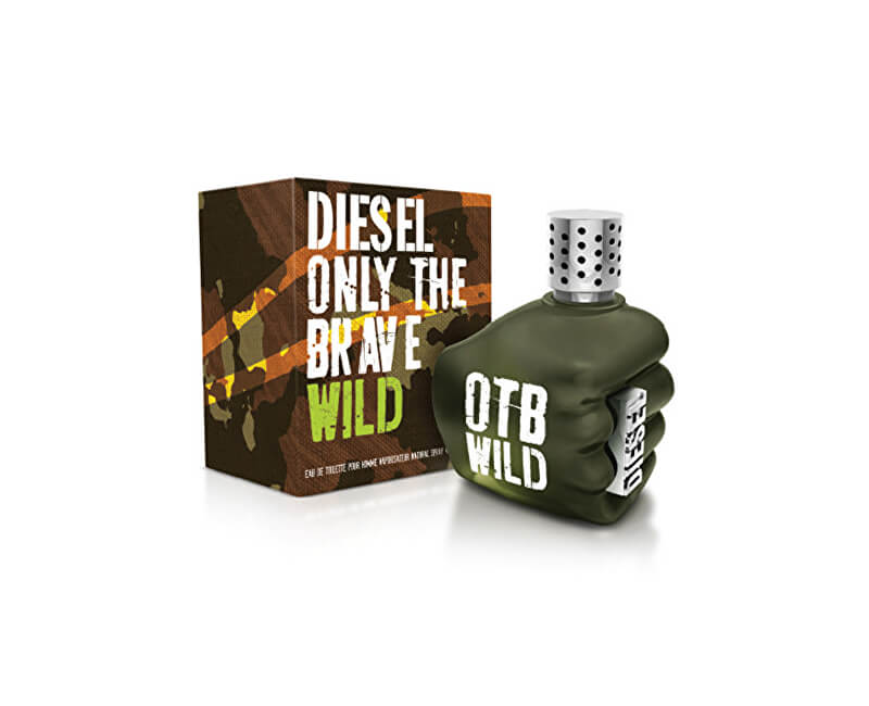 Diesel Only The Brave Wild - EDT