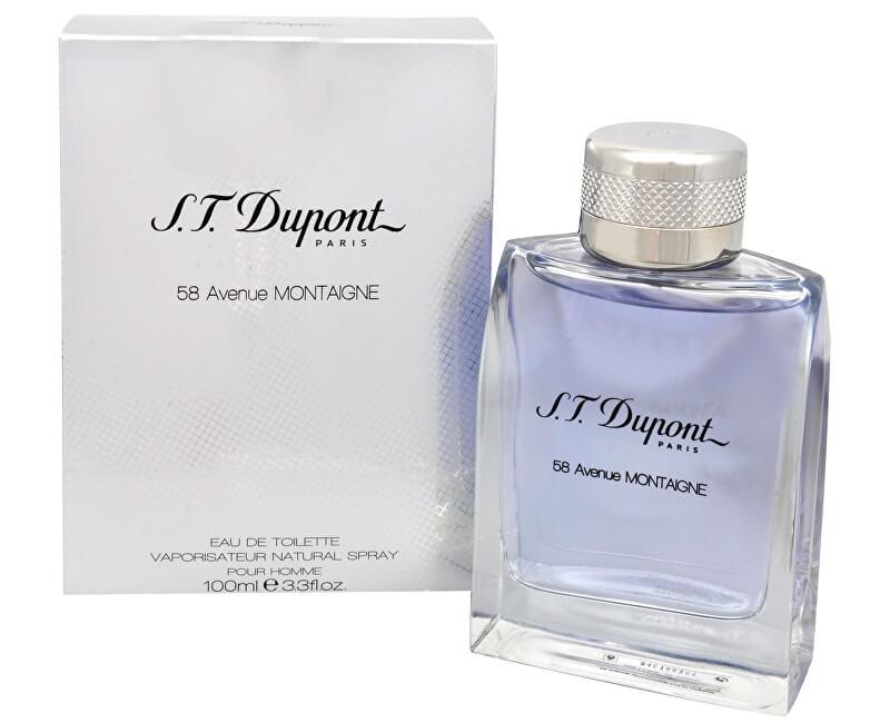 S.T. Dupont 58 Avenue Montaigne Pour Homme - EDT