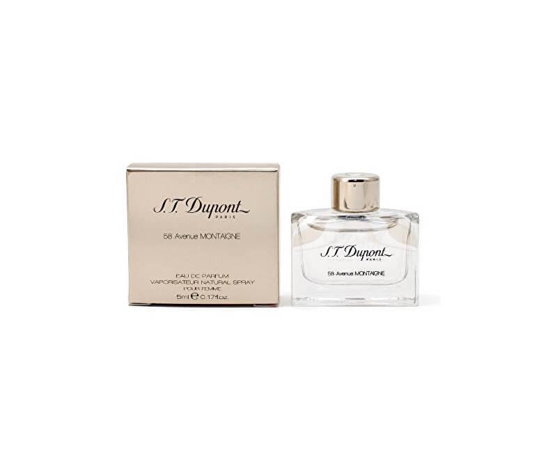 S.T. Dupont 58 Avenue Montaigne Pour Femme - miniatura EDP