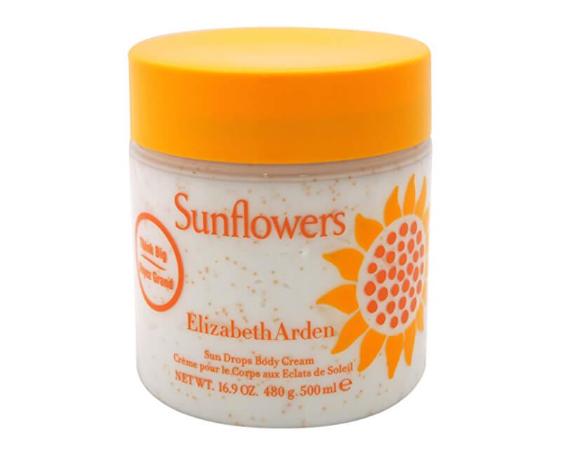 Elizabeth Arden Sunflowers - tělový krém
