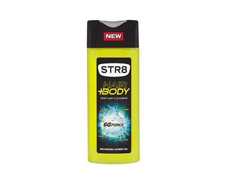 STR8 6G Force - sprchový gel