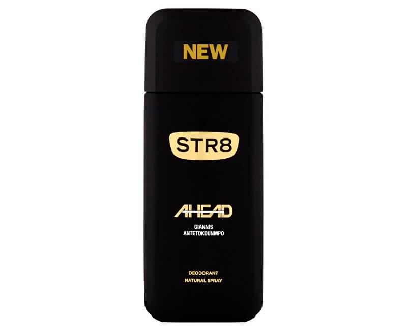 STR8 Ahead - deodorant s rozprašovačem