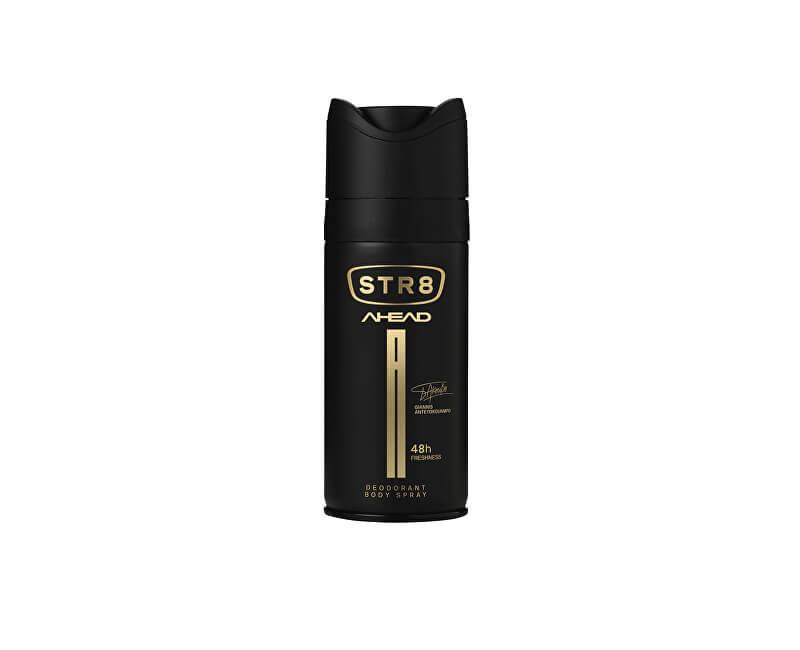 STR8 Ahead - deodorant ve spreji