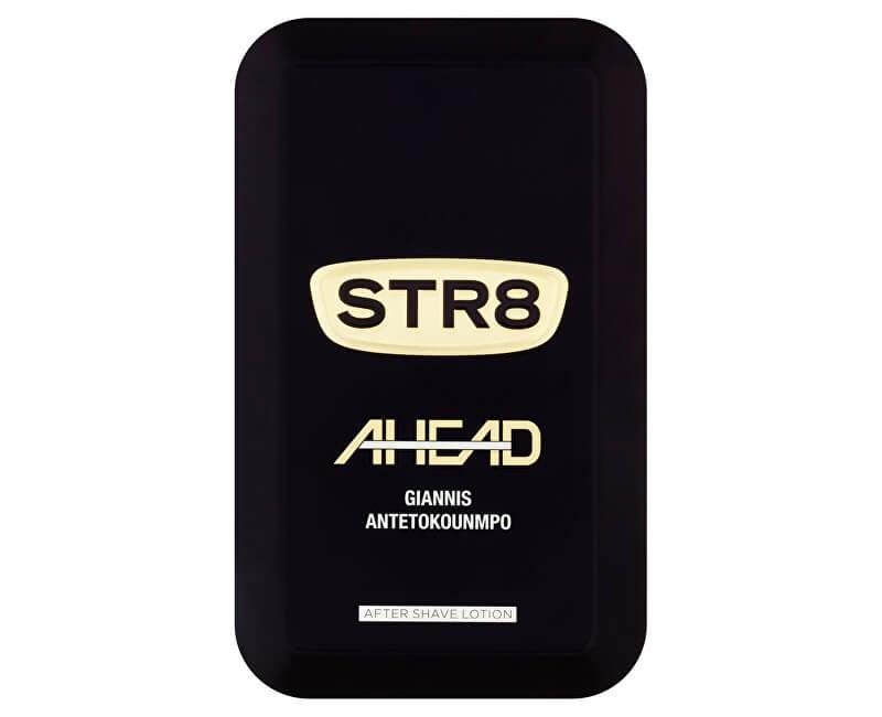 STR8 Ahead - voda po holení - SLEVA - pomačkaná krabička