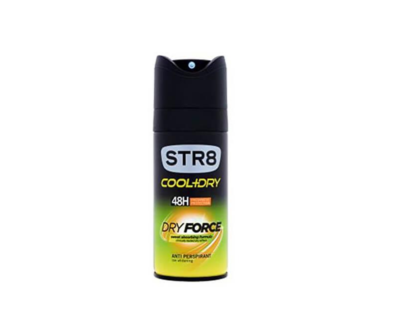 STR8 Dry Force - deodorant ve spreji