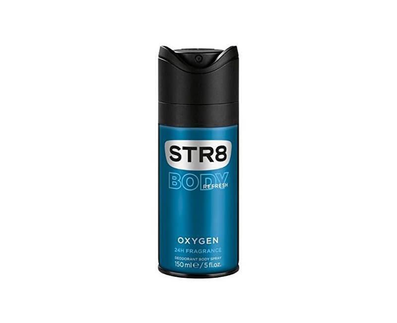 STR8 Oxygen - deodorant ve spreji