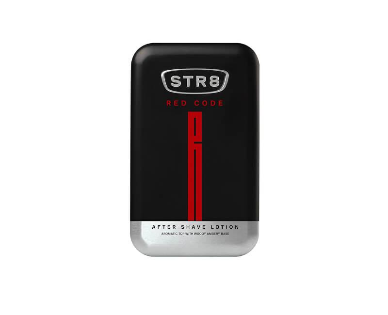 STR8 Code Red - After Shave