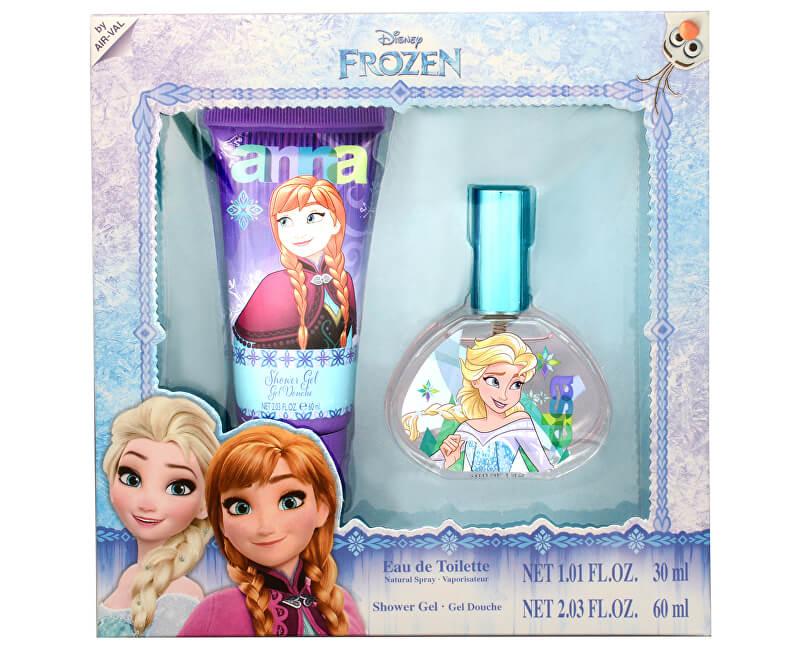 EP Line Disney Frozen - EDT 30 ml + sprchový gel 60 ml