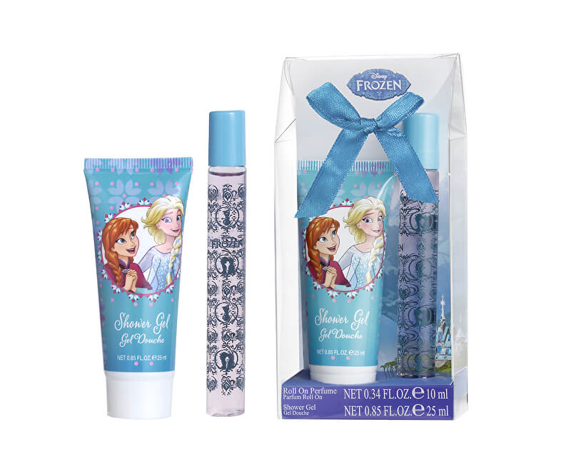 EP Line Disney Frozen - EDT 8,5 ml + sprchový gél 25 ml