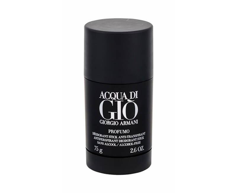 Armani Acqua di Gio Profumo - tuhý deodorant